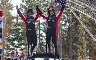 WRCフィンランド:エバンス「この道をこのマシンで走ることの幸運を感じた」デイ3コメント集