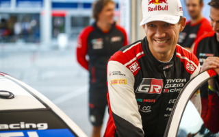 WRCスペイン:オジエ「フルターマック化は選手権リーダーにとって朗報」イベント前記者会見