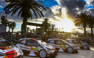 WRCスペイン:豊田章男社長「最後まで悔いのない走りをしてもらいたい」コメント全文