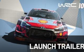 WRC公式ゲーム『WRC10』の日本語版が発売。ローンチトレーラーも公開